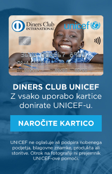 DINERS CLUB UNICEF